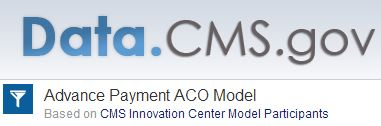 cms advanced payment