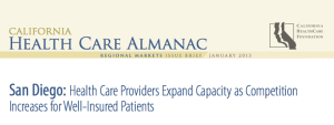 San Diego Study | California Healthcare Foundation ACO