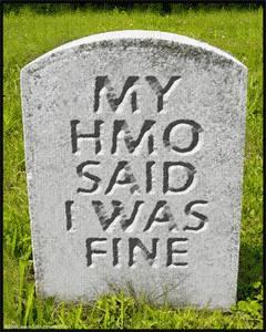 HMO Said I Ws Fine