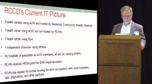 Redwood Community Care Coalition ACO HealthIT