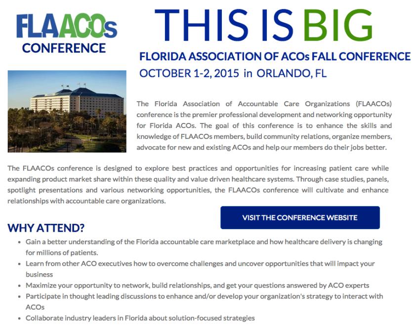 FLAACOs Orlando Conference