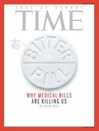 Bitter Pill: Steve Brill