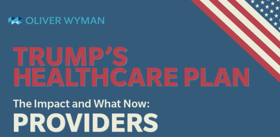 TrumpCare Impact on providers