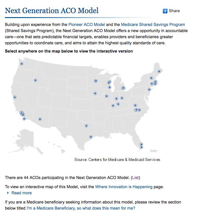 Meet The Next Generation Aco Cohort